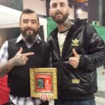 2º Premio Sabadell Tattoo Convention Old & New School 2014