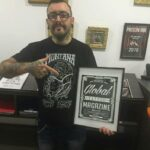 3r. Premio Global Tattoo Mag Neo Traditional 2016-17